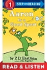 Aaron is a Good Sport: Read & Listen Edition Cover Image