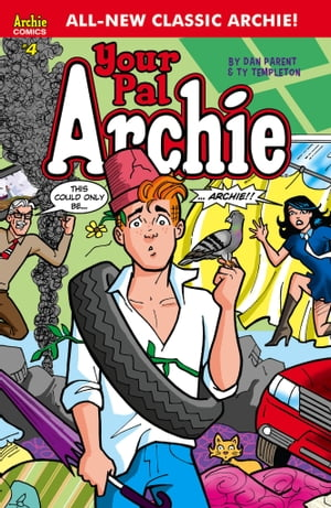Your Pal Archie #4 by Ty Templeton