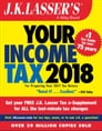 J.K. Lasser's Your Income Tax 2018 Cover Image