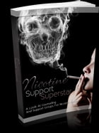Nicotine Support Superstar by Anonymous
