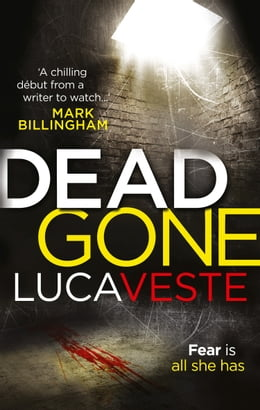 Book DEAD GONE by Luca Veste