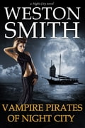 1230000248624 - Weston Smith: Vampire Pirates of Night City - Buch