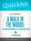 Quicklet on Bill Bryson's A Walk in the Woods: Rediscovering America on the Appalachian Trail 9da3468a-180b-4cb2-9209-8fff29824b33