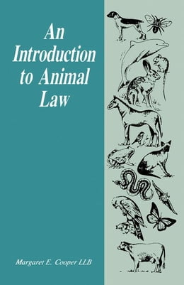 Book An Introduction to Animal Law by Cooper