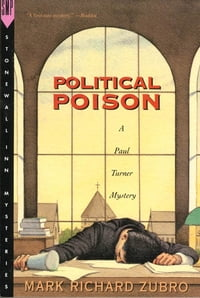 Political Poison: A Paul Turner Mystery