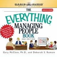 The Everything Managing People Book