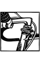 The Bicycle Reader , Number 2: Spring 2013 by Jack Thurston