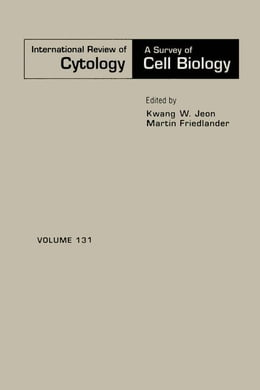 Book INTERNATIONAL REVIEW OF CYTOLOGY V131 by Jeon, K.W.
