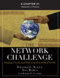 The Network Challenge (Chapter 21): Networks in Finance
