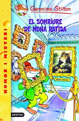 Book 7- El somriure de Mona Ratisa by Geronimo Stilton