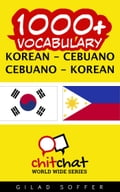 1000+ Vocabulary Korean - Cebuano
