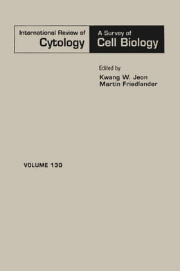 Book INTERNATIONAL REVIEW OF CYTOLOGY V130 by Jeon, K.W.