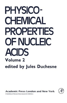 Book Structural Studies on Nucleic acids and Other Biopolymers by Duchesne, J