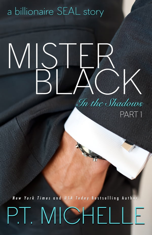Mister Black: A Billionaire SEAL Story (Book 1) cover image