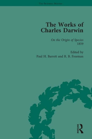 The Works of Charles Darwin: Vol 15: On the Origin of Species,  (First Edition,  1859)