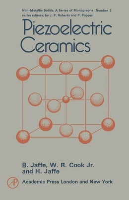 Book Piezoelectric Ceramics by Jaffe, Bernard