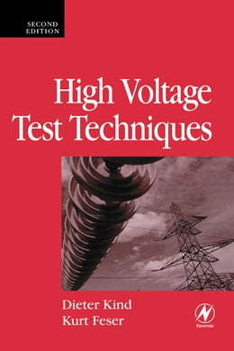 Book High Voltage Test Techniques by Dieter Kind