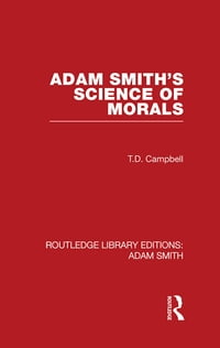 Adam Smith's Science of Morals