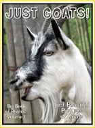 Just Goat Photos! Big Book of Photographs & Pictures of Goats, Vol. 1 by Big Book of Photos