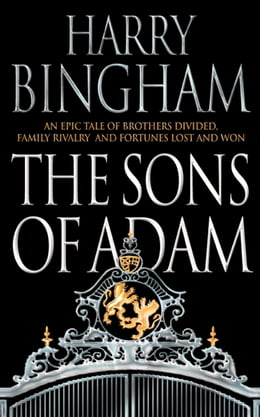 Book The Sons of Adam by Harry Bingham