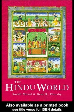 Book The Hindu World by Mittal, Sushil