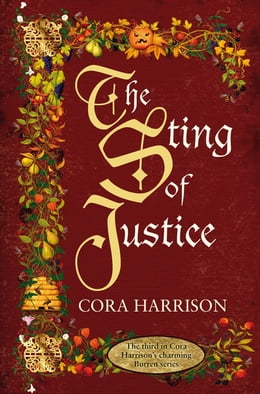 Book The Sting of Justice by Cora Harrison