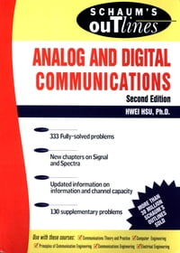 Schaum's Outline of Analog and Digital Communications