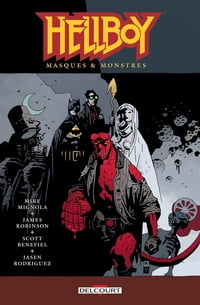 Hellboy T14: Masques & Monsters