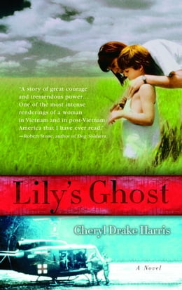 Book Lily's Ghost by Cheryl Drake Harris
