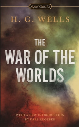 Book The War of the Worlds by H.G. Wells