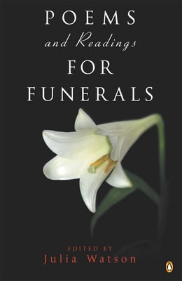Book Poems And Readings For Funerals by Julia Watson