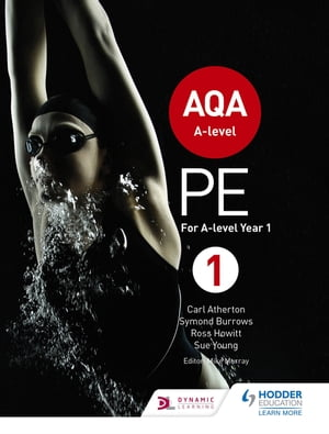 AQA A-level PE Book 1 For A-level year 1 and AS