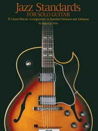 Jazz Standards for Solo Guitar (Songbook)