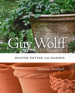 Guy Wolff Master Potter in the Garden