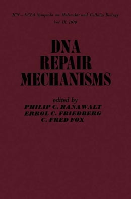 Book DNA Repair Mechanisms by Philip Hanawalt