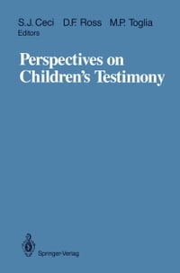 Perspectives on Children's Testimony
