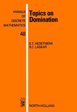 Book Topics on Domination by Hedetniemi, S.T.
