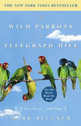 Book The Wild Parrots of Telegraph Hill: A Love Story . . . with Wings by Mark Bittner