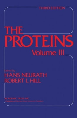 Book The Proteins Pt 3 by Neurath, Hans