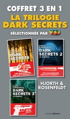 Trilogie dark secrets by Michael Hjorth