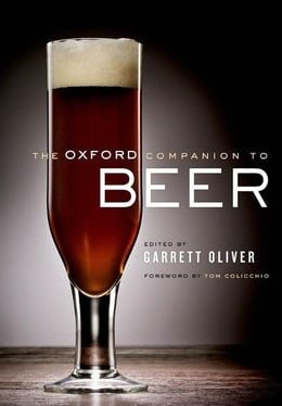 Book The Oxford Companion to Beer by Garrett Oliver