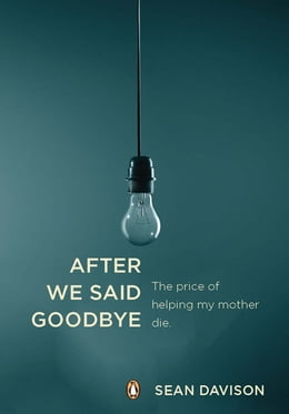 Book After We Said Goodbye by Sean Davison