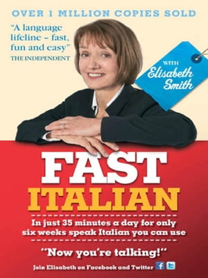 Fast Italian with Elisabeth Smith (Coursebook)