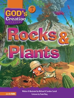 Book Rocks and Plants by Michael Carroll