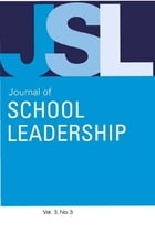 Jsl Vol 3-N3 by JOURNAL OF SCHOOL LEADERSHIP