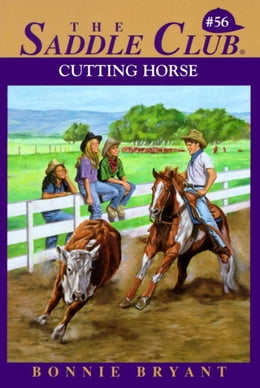 Book Cutting Horse by Bonnie Bryant