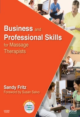 Book Business and Professional Skills for Massage Therapists by Sandy Fritz