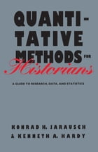 Quantitative Methods for Historians