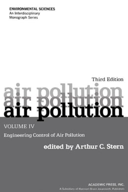 Book Air Pollution V4: Engineering control of Air Pollution by Stern, Arthur C.