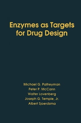 Book ENZYMES AS TARGETS FOR DRUG DESIGN by Palfreyman, Michael